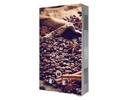 Газовая колонка <b>Zerten K</b>-<b>20</b>, корпус в стекле (Кофе) — купить в ...