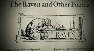 edgar allan poe nith the raven edgar allan poe