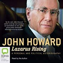 <b>Lazarus Rising</b> Audiobook | <b>John Howard</b> | Audible.com.au