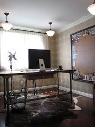 photos hgtv animal hide rugs home office