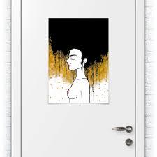 """Плакат A2(42x59) """"Golden"""""""