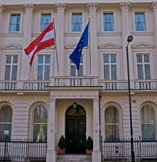 Image result for austria embassy in Belgrave Mews West photos