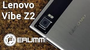 Lenovo Vibe Z2 подробный обзор. Все сильные стороны и ...