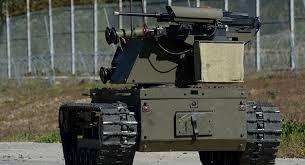 Image result for Platform-M combat robot