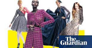 Chanel's Lagerfeld-inspired <b>haute couture</b> shows how <b>luxury</b> can ...