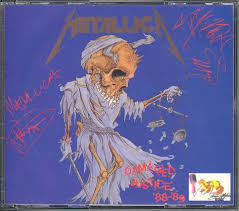 <b>Metallica</b> – <b>Damaged Justice</b> Tour '89 (1990, Thick Cd Box, CD ...