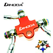 Universal <b>Motorcycle Modified Hydraulic Brake</b> Hose Line CNC Pipe ...