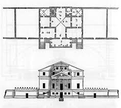 friday essay why a building and its rooms should have a human villa foscari woodcut print by andrea palladio shows the ensemble of rooms he designed