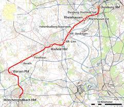 Duisburg-Ruhrort–Mönchengladbach railway