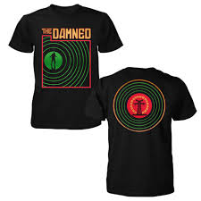 Evil Spirits | The Damned | T-Shirt - The Damned