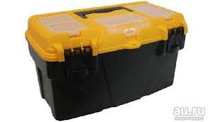 """<b>Ящик для инструментов IDEA</b> """"Титан 21"""" с секциям — купить в ..."""