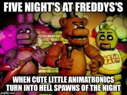 FNAF meme 2 by 211darkness on deviantART | Five Nights At Freddy's ... via Relatably.com