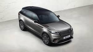 Особенности Range Rover Velar 2020 модельного года дизайн ...
