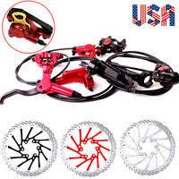 <b>ZOOM</b> MTB XC AM FR Bike Hydraulic Disc <b>Brake Lever</b> Calipers ...