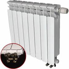 <b>Водяной радиатор отопления RIFAR</b> B 500 4 сек НП лев (BVL ...
