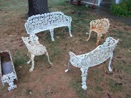 cast iron patio furniture good on small home remodel ideas with cast iron patio furniture antique rod iron patio
