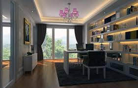 cool and large space design for office joshta home designs alluring white stained wooden wall table alluring wall sliding doors