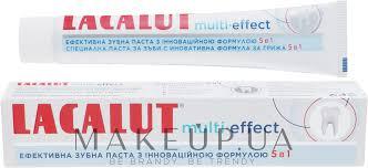 "<b>Lacalut</b> Multi-Effect Toothpaste - <b>Зубная паста</b> ""<b>Мульти</b>-<b>эффект</b> ..."