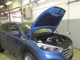 <b>Упоры капота</b> Aengeneering KU HY TS03 00 для Hyundai Tucson ...
