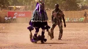 <b>Mask collective</b> + Festima - Zaouli de la Côte d'Ivoire - YouTube