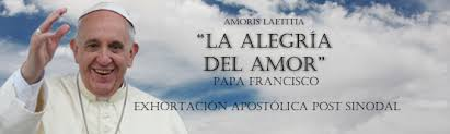 Resultado de imagen para imagenes de Exhortación Apostólica Post-Sinodal Amoris laetitia (La alegría del amor) sobre el amor en la familia - Papa Francisco