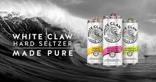 <b>White Claw</b>® Hard Seltzer Canada | Made Pure™