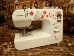 Обзор от покупателя на <b>Швейная машина Janome</b> EL-120 ...