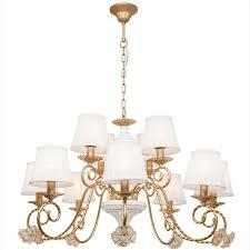 Подвесная <b>люстра Silver Light</b> Benedict <b>736.53.12</b> – купить в ...