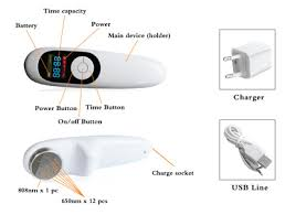 <b>portable 808nm</b> and 650nm diode laser for arthritis pain relief device ...