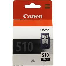 Оригинальный <b>картридж Canon PG-510</b> (с черными ...