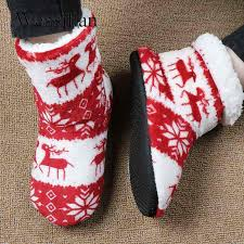 Winter Home Slippers Women <b>Warm Fur Slides</b> Furry Slippers Coral ...