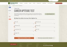 career aptitude test for adults f f info