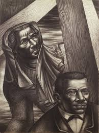 Sojourner Truth and <b>Booker T</b>. Washington - Charles White ...