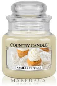 Country Candle <b>Vanilla Cupcake</b> - <b>Ароматическая свеча</b> ...