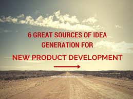 6 great sources of idea generation for new product development 6 great sources of idea generation for new product development meam marketing