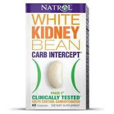 Natrol - White Kidney Bean <b>Carb Intercept</b> TM <b>Phase</b> 2+ Cr (60капс ...