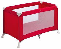 Купить <b>Манеж</b>-кровать <b>Safety 1st Soft</b> Dreams red lines по низкой ...