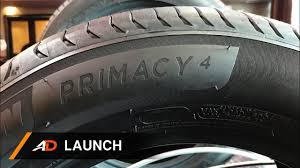 <b>Michelin Primacy 4</b> Tires - Launch - YouTube