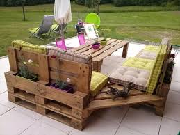 patio furniture from pallets. upcycled pallet garden furniture patio from pallets
