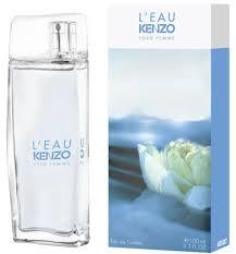 <b>Kenzo L'Eau Kenzo pour Femme</b> EdT 100 ml