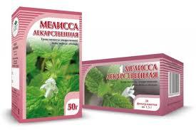 <b>Мелисса лекарственная</b>, <b>трава</b>, <b>50 г</b>., Хорст - купить по цене 49 ...