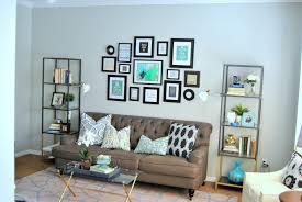 Teal And Grey Living Room Studio 7 Interior Design July 2015