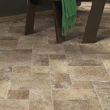 vinyl flooring kitchen faux stone
