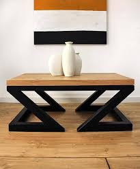 Modern <b>coffee table</b>, Double Z by Soxoni, wooden furniture ...