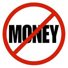 Resultado de imagen de no hay dinero para todos