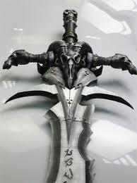 Frostmourne Sword from <b>WoW</b> | 3D <b>Printing</b> | 3d <b>printing</b>, Prints, 3d ...