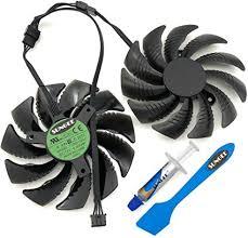 For GTX1050 GTX1060 DC12V 0.5A T129215SU ... - Amazon.com