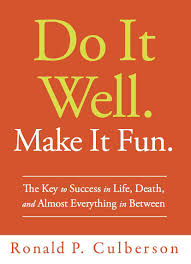 why you need to have fun to be successful what tips do you have for people who don t have a job right now