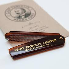 <b>Складная расческа для бороды</b> Captain Fawcett — купить в Санкт ...