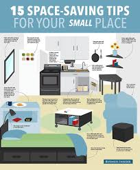 ideas small spaces apartments  ways to save space in your small apartment read more http